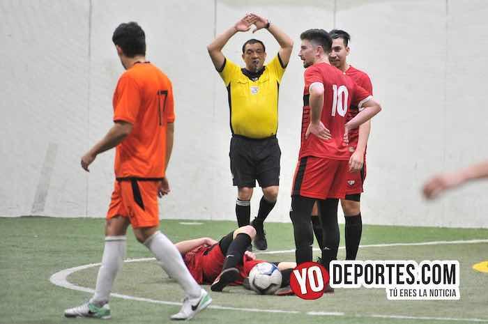 Red Fire le saca empate al líder Boca Jr en la Champions