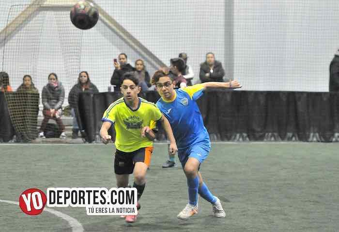 Athletic 5-3 al Boca Jr en la Liga Guerrerense YMCA