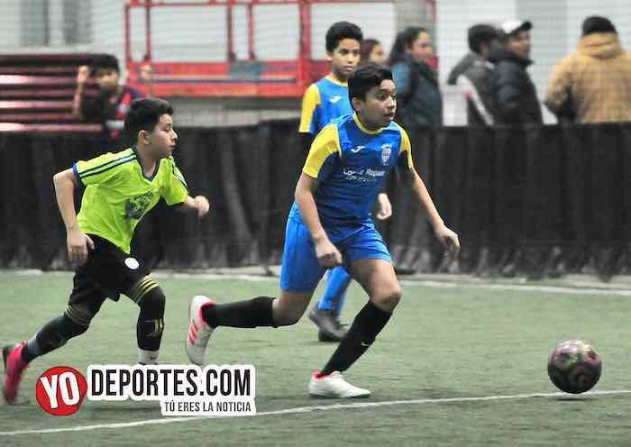 Atletic-Boca Jr-Liga Guerrerense-Rauner Family Chicago YMCA