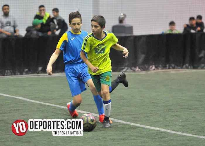 Atletic-Boca Jr-Liga Guerrerense-Rauner Family YMCA