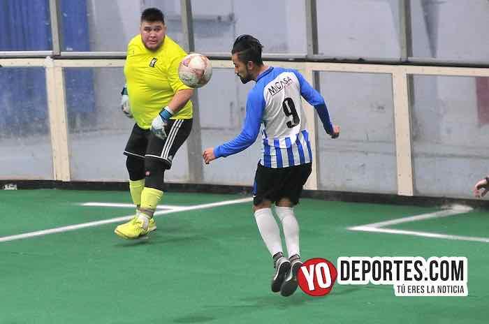 Autlan-Tierra Caliente-Hispano Soccer League Indoor Odeum Villa Park