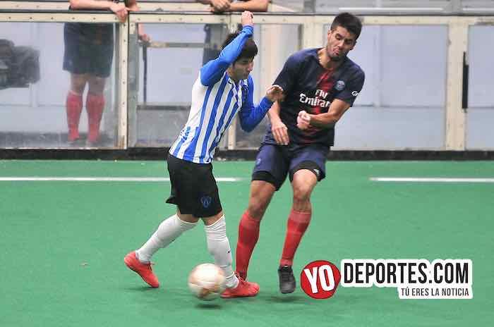 Autlan-Tierra Caliente-Hispano Soccer League playoffs Odeum