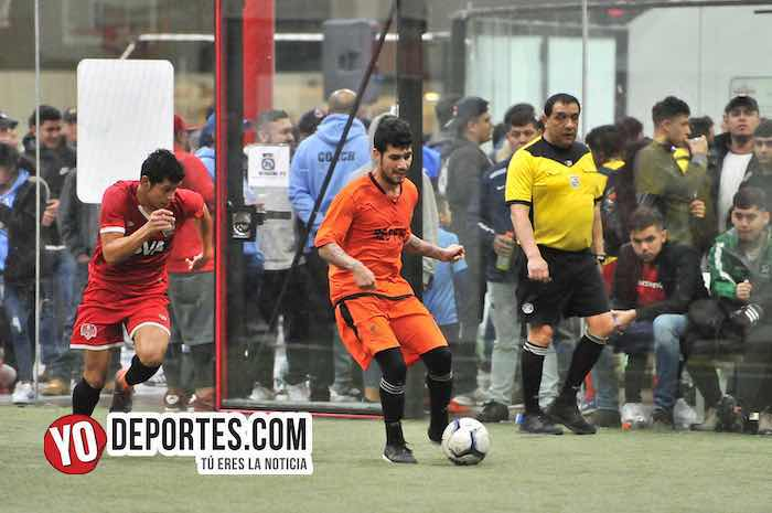 Boca Jr-Red Fire-Champions-Liga Latinoamericana Chicago Indoor Sports