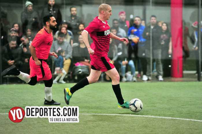 Boca Jr-Red Fire-Champions Liga Latinoamericana chicago indoor soccer