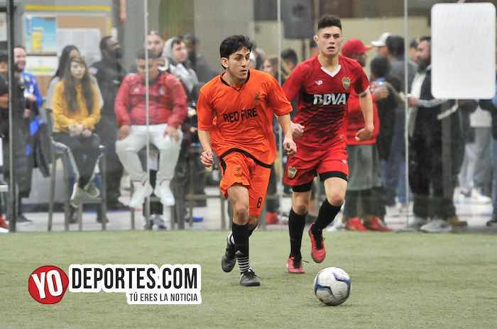 Boca Jr-Red Fire-Champions-Liga Latinoamericana cuartos de final