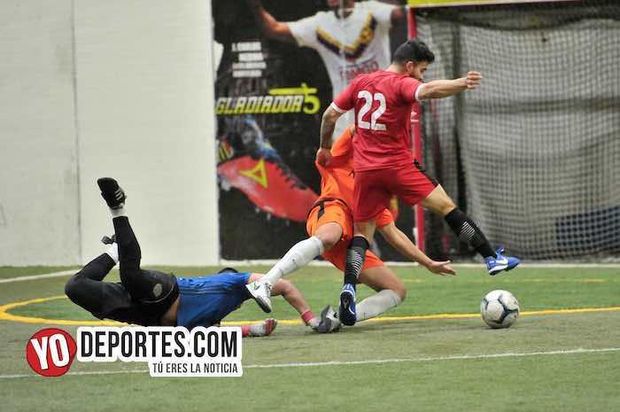Boca Jr-Red Fire-Champions Liga Latinoamericana playoffs