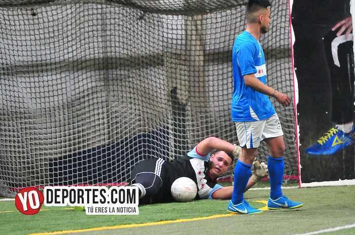 Chicago Soccer-Aztecas Fire-Champions Liga Latinoamericana