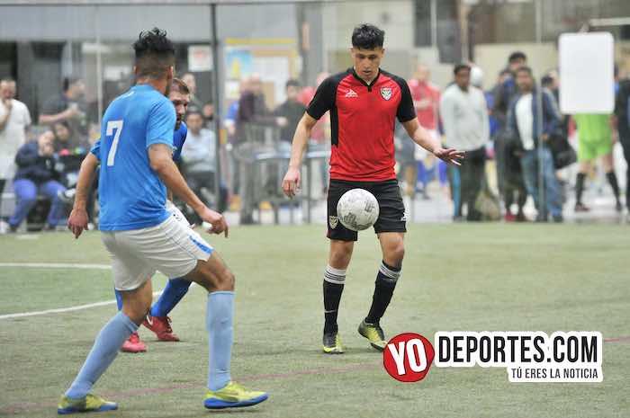 Chicago Soccer-Aztecas Fire-Champions Liga Latinoamericana Soccer League