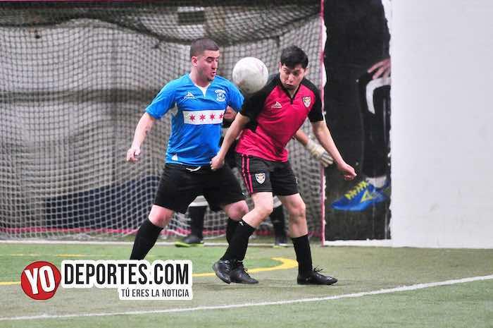 Chicago Soccer-Aztecas Fire-Champions Liga Latinoamericana cuartos de final