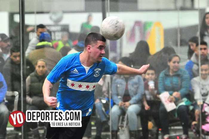 Chicago Soccer-Aztecas Fire-Champions Liga Latinoamericana futbol