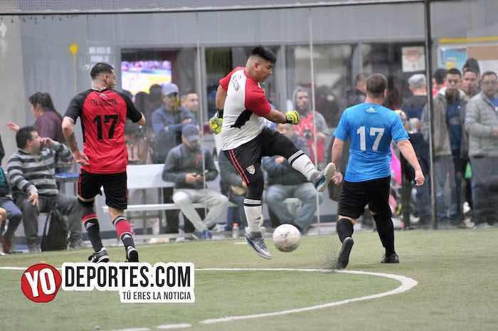 Chicago Soccer-Aztecas Fire-Champions Liga Latinoamericana playoffs indoor
