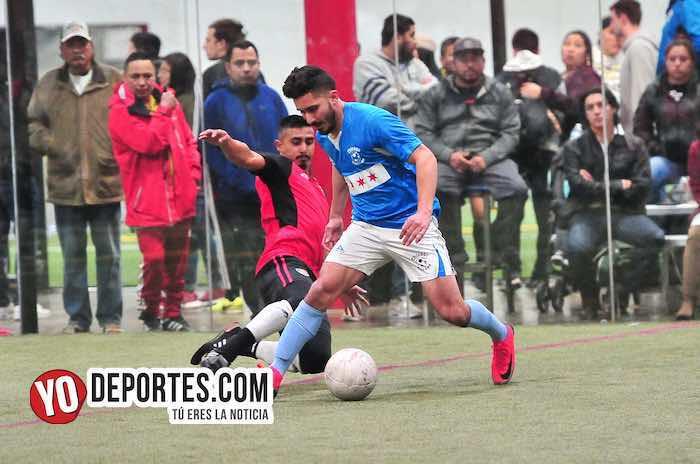 Chicago Soccer-Aztecas Fire-Champions Liga Latinoamericana playoffs