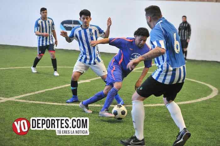 DC Victoria-Deportivo Trujillo-Liga Douglas Indoor soccer