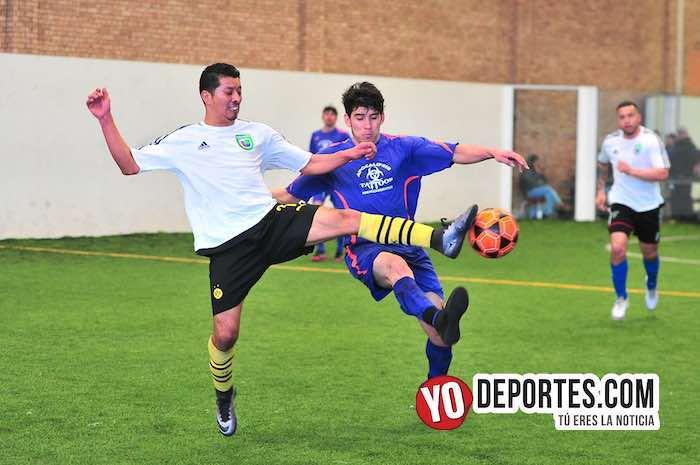 DC Victoria-Renamix-Liga Douglas soccer league Chicago