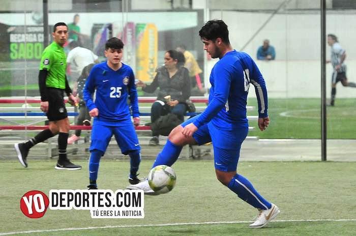 Deportivo Azul-Arsenal-Liga 5 de Mayo Soccer League