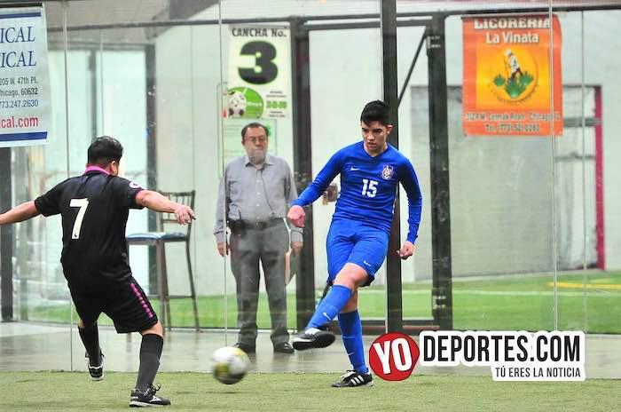 Deportivo Azul-Arsenal-Liga 5 de Mayo de Futbol Chicago