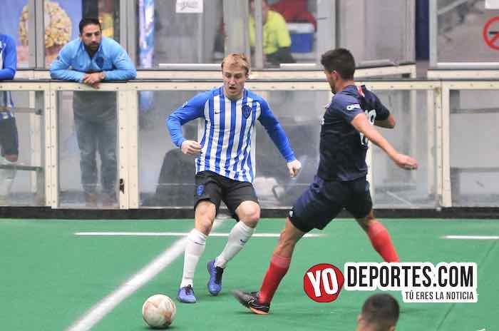 Derek Huffman-Odeum Villa Park Indoor'Autlan-Tierra Caliente-Hispano Soccer League