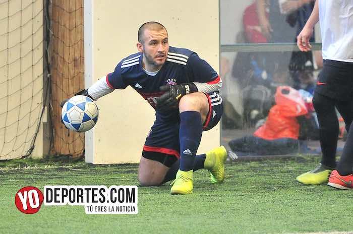 Eder Patino Portero-Deportivo Trujillo-Deportivo Guerrero-Liga Douglas