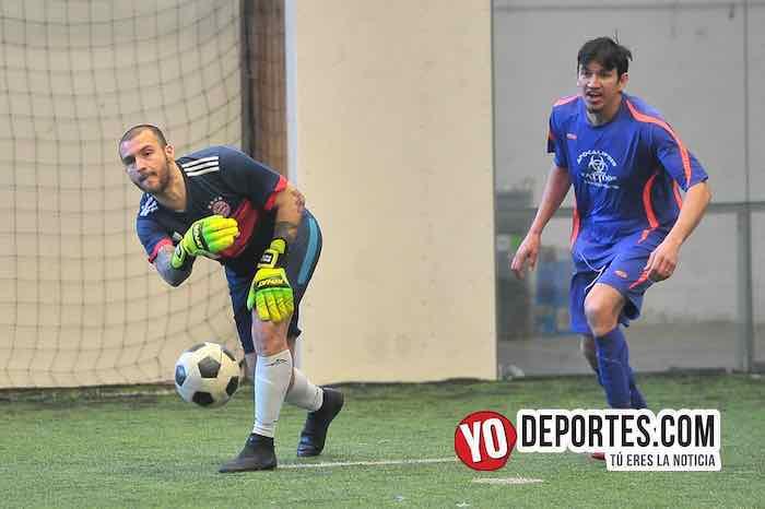 Eder Patino portero-DC Victoria-Deportivo Trujillo-Liga Douglas