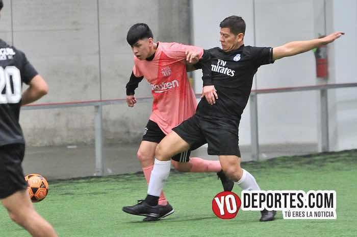 Galeana-Lobos Sierrenos-Supercopa de los Martes-Liga Douglas indoor soccer