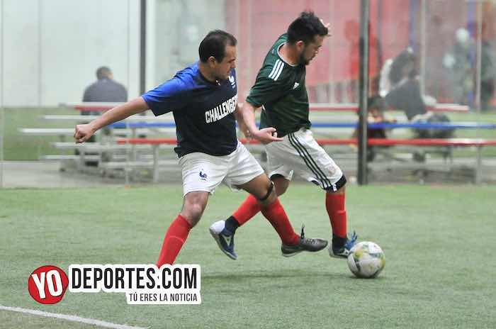 Gonzalo Razo-Coyotes de Chicago-Challenger-Liga 5 de Mayo
