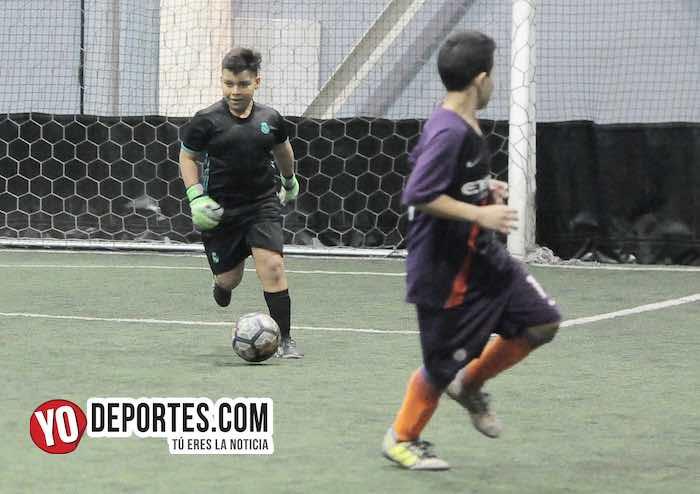 Guerreros-Tuzitos-Liga Guerrerense Indoor YMCA Rauner Family