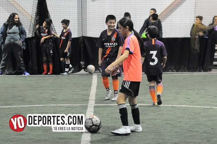 Guerreros-Tuzitos-Liga Guerrerense YMCA Indoor futbol