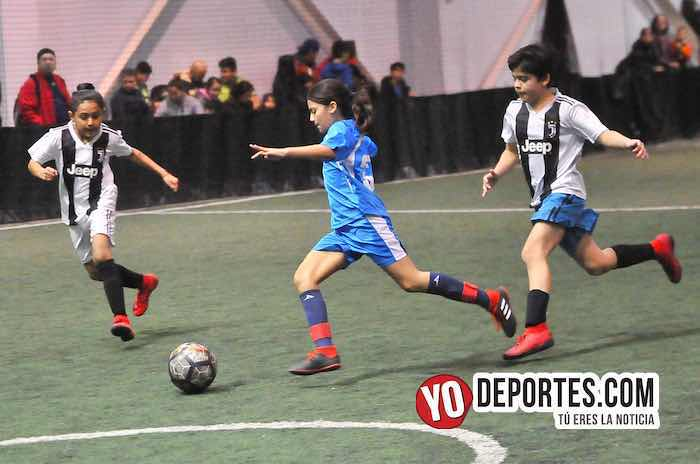 Halcones FC-Halcones JC-Liga Guerrerense-YMCA Rauner Family Center Chicago