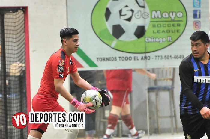 Hidalgo Veracruz-Osos FC-Liga 5 de Mayo Chicago Indoor Sports