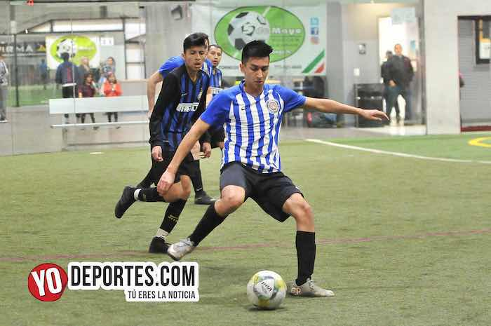 Hidalgo Veracruz-Osos FC-Liga 5 de Mayo indoor soccer