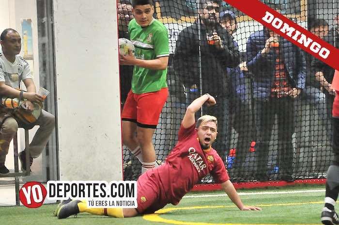 Honduras quita el invicto al Red Fire en último partido de la jornada de la 5 de Mayo