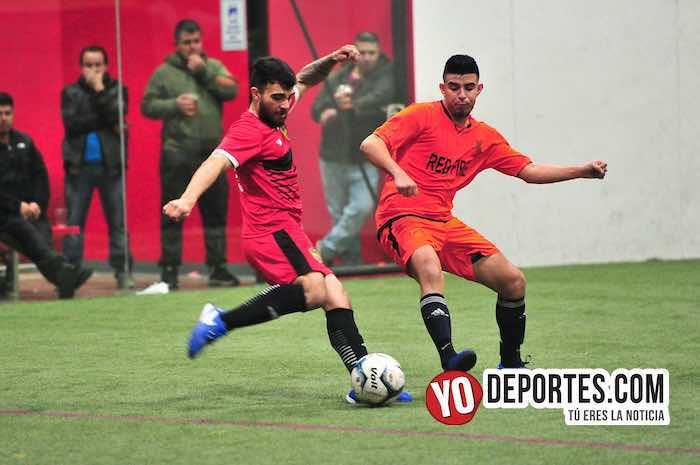 Hugo Godoy-Boca Jr-Red Fire-Champions Liga Latinoamericana