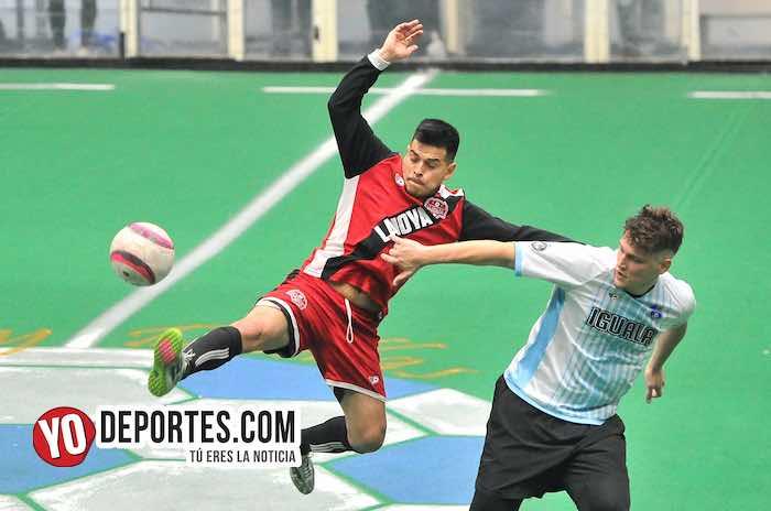 Iguala elimina a La Joya y está en la final de Hispano Soccer League