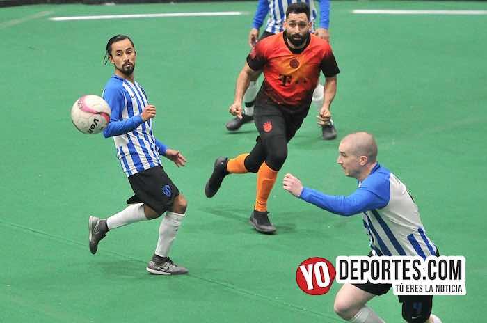 Jirosto del Oro-Autlan-Hispano Soccer League- Final Mayor Odeum Villa Park
