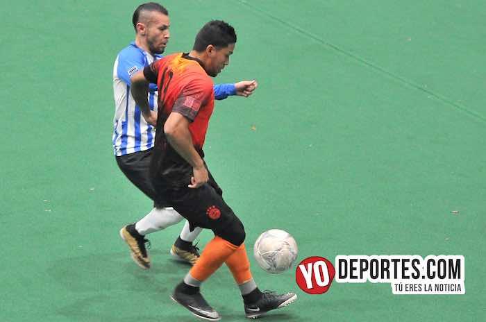 Jirosto del Oro-Autlan final Mayor Hispano Soccer League