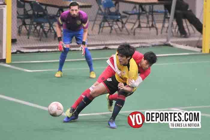 Jirosto del Oro 3-2 Tilza Morelos en la Hispano
