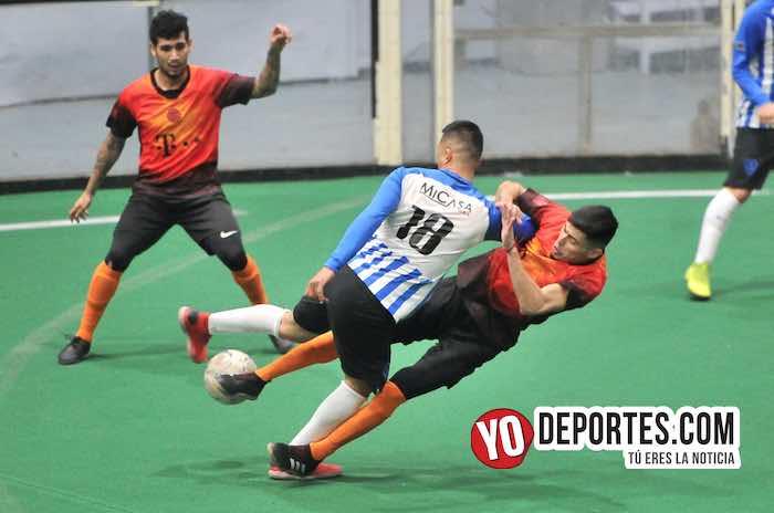 Juan de la Cruz Charal-Jirosto del Oro-Autlan-Hispano Soccer League Final Mayor