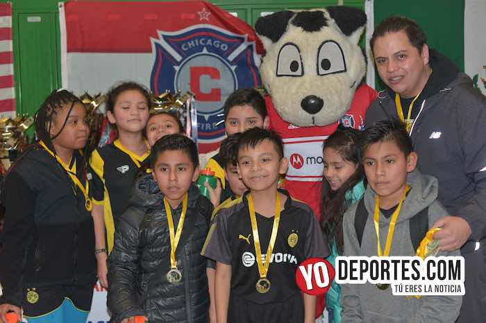 Kelly Soccer League clausura semana de finales