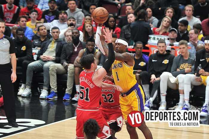 Kentavious Caldwell Pope-Chicago Bulls-Los Angeles Lakers