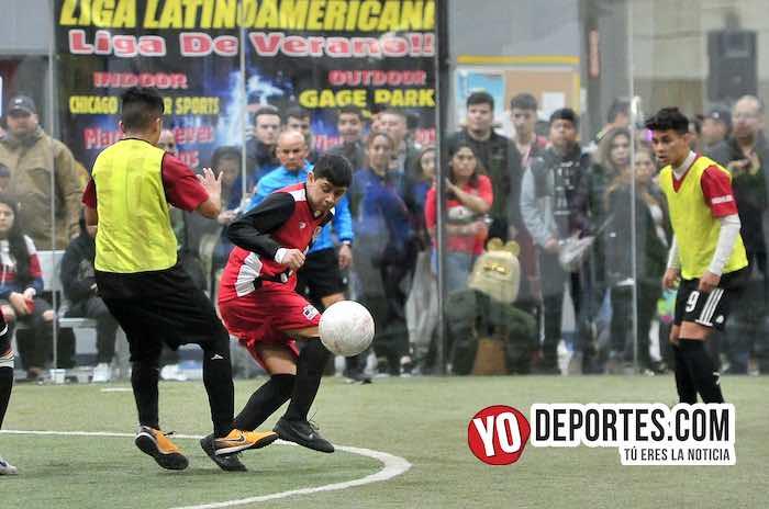 La Joya Campeon Deportivo Guerrero-Champions Jr Liga Latinoamericana