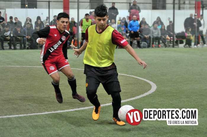 La Joya-Deportivo Guerrero-Champions Jr Liga Latinoamericana soccer league