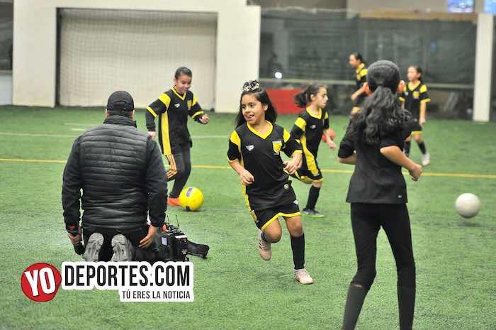 Las Matildas Liga Douglas Futbol Infantil Femenil Chicago