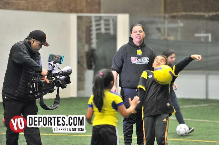 Las Matildas Liga Douglas soccer league