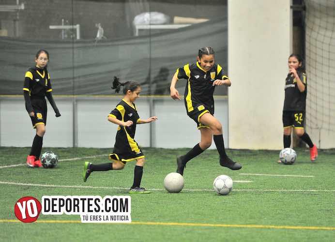 Las Matildas Telemundo Liga Douglas Kids