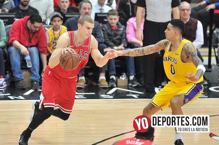 Lauri Markkanen-Chicago Bulls-Los Angeles Lakers