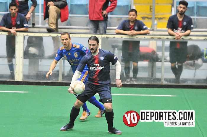 Mexcaltepec-Tierra Caliente-Hispano Soccer League veteranos Odeum Villa Park