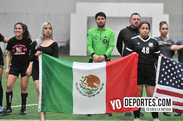 Real Betis-Jamay-Liga Jalisco-Final Femenil Chicago