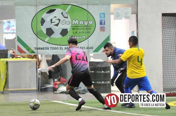 Real Juventud-Brasil-Liga 5 de Mayo Chicago Yodeportes