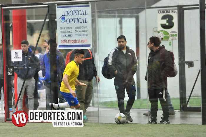 Real Juventud-Brasil-Liga 5 de Mayo Futbol Indoor Chicago