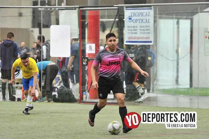 Real Juventud-Brasil-Liga 5 de Mayo Indoor